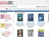 Libraria Mihai Eminescu - www.librariaeminescu.ro