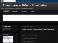 Directoare Web Gratuite - listadirectoarewebfree.blogspot.com