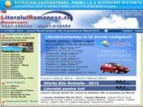 Cazare Litoral 2009 - cazare hoteluri litoral 2009 oferte litoral 2009 vile pensiuni la mare - www.litoralulromanesc.ro