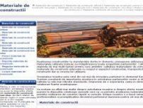 Materiale de constructii - materialedeconstructii.t6.ro
