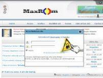 Scripturi uCoz Romania - www.maxrom.net