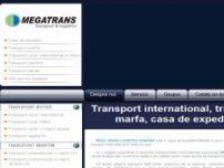 Mega Trans Logistics Romania - www.megatrans.ro