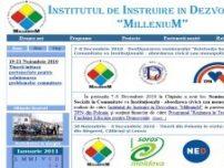 Institutul de Instruire in Dezvoltare MilleniuM - millenium.ong.md