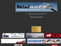 Miniauto - www.miniauto.ro