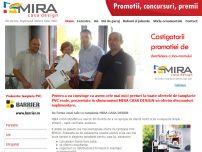 MIRA CASA DESIGN - Ferestre si usi din profile REHAU - www.miracasadesign.ro