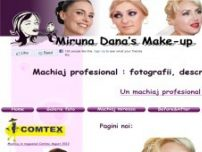 Machiaj mireasa - www.mirunamachiaj.ro