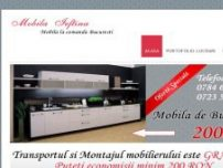 Mobila la comanda Bucuresti ieftina - www.mobila-ieftina.eu