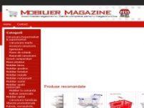 Mobilier magazine - www.mobilamagazine.ro