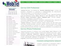 Service GSM, Reparatii telefoane mobile, iPhone, Nokia, Blackberry, Samsung - www.mobitel.ro