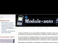 Module auto - www.module-auto.ro