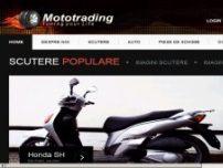 Vanzare scutere - www.mototrading.ro