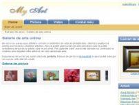 My-Art - Galerie de arta online - www.my-art.ro
