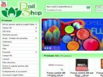 Nail Shop - Totul pentru unghiile perfecte - www.nailshop.ro