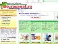 Magazin online de produse naturiste - www.naturasanat.ro