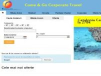 Come & Go Corporate Travel- Vacante si sejururi - www.newtravels.net