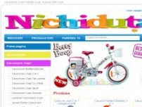 Carucioare Copii Saltele Copii Patuturi Copii Biciclete Copii Masinute Electrice Patuturi Din Lemn - www.nichiduta.ro