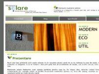 Numere solare pentru casa si gradina - www.numeresolare.ro