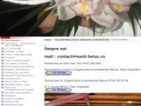 Servicii pentru nunti beius - www.nunti-beius.ro