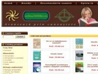 Magazin ce comercializeaza carte, cristale si pietre fine, muzica, bete parfum - www.orfeu2000ki.ro