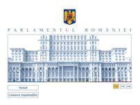 Parlamentul Romaniei - www.parlament.ro