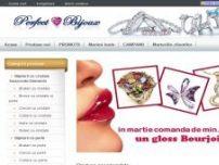 Bijuterii cu cristale Swarovski - www.perfectbijoux.ro