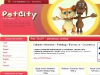 PetCity.ro - Acana,Royal Canin,Orijen si multe alte marci de calitate - www.petcity.ro