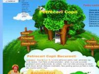 Petreceri copii Bucuresti - www.petrecericopii.net