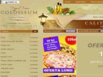 Pizza, Pizza Bucuresti  www.pizzacolosseum.ro - www.pizzacolosseum.ro