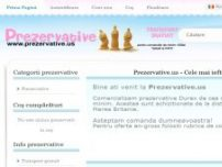 Prezervative.us - Magazin exclusiv ONLINE - www.prezervative.us