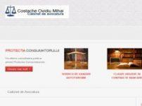 Cabinet de avocatura Costache Ovidiu Mihai - www.procese-avocat.ro