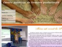 Proinfluent - centru autorizat CNFPA de formare profesionala a adultului - www.proinfluent.ro