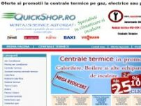 QuickShop - aer coditionat si centrale termice - www.quickshop.ro