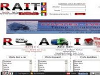 Oferte rent a car, transport, imobiliare, turism - www.rait.ro