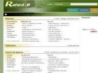 Referate - www.referat-e.ro