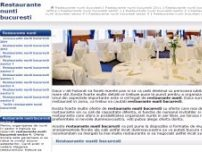 Restaurante nunta Bucuresti - restaurantenuntibucuresti.t6.ro