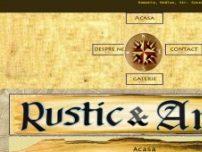 Rustic si Antic Medias - Obiecte de arta, antichitati si Vintage - www.rusticsiantic.ro