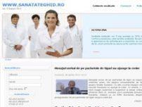 Ghid sanatate - www.sanatateghid.ro