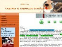 Cabinetul Veterinar SANIVET - www.sanivet.ro