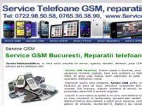 Service GSM Autorizat, reparatii, decodare, deblocari GSM orice model - www.servicetelefoanegsm.ro