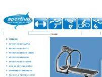 Comert online cu benzi de alergare - www.sportivo.ro