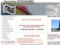 Asociatia STINDARD - www.stindard.ro