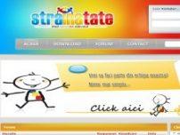 Strainatate, Site-ul romanlui adevarat! - www.strainatate.org