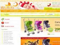 Strollers - Articole pentru copii si bebelusi - www.strollers.ro