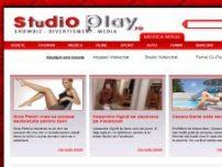 Stiri mondene, muzica, filme si sport - Studioplay.ro - www.studioplay.ro