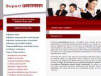 Infiintare firme si gazduire sediu social - www.suportfirme.ro