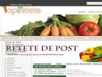 Retete culinare de top - www.topretete.ro