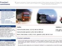 Tractari camioane - tractaricamioane.t6.ro