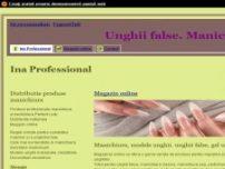 Magazin Online Unghii false - unghiifalse.wgz.ro