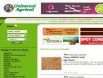 Firme din domeniul agricol - www.universulagricol.ro