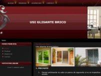 Usi glisante - www.usi-glisante-brico.ro